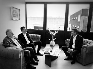 Il Gruppo AGF88 Holding è l'acronimo di Arturo, Gianni e Federico Pegorin